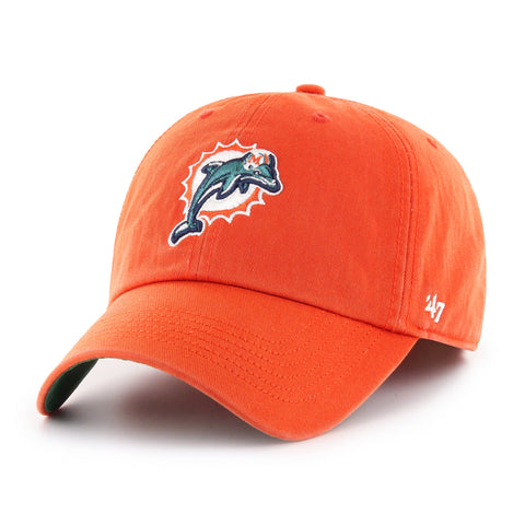 hot sale online 3f701 0351f Miami Dolphins Hats, Gear,   Apparel from  47    47 – Sports ...