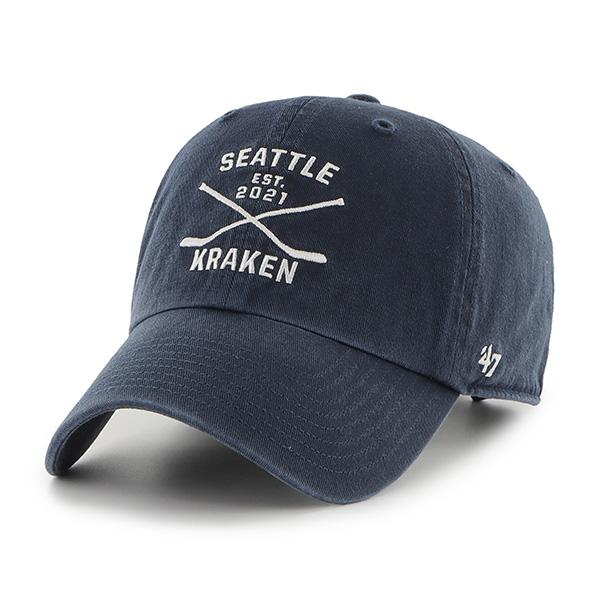 SEATTLE KRAKEN AXIS '47 CLEAN UP