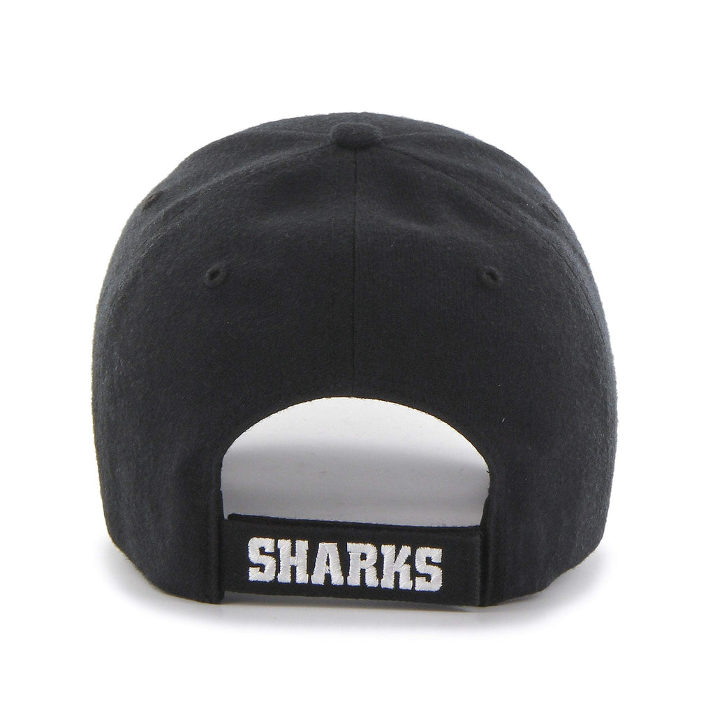 47brand San Jose Sharks Mvp Curved Adjustable Cap Fanartikel Eishockey