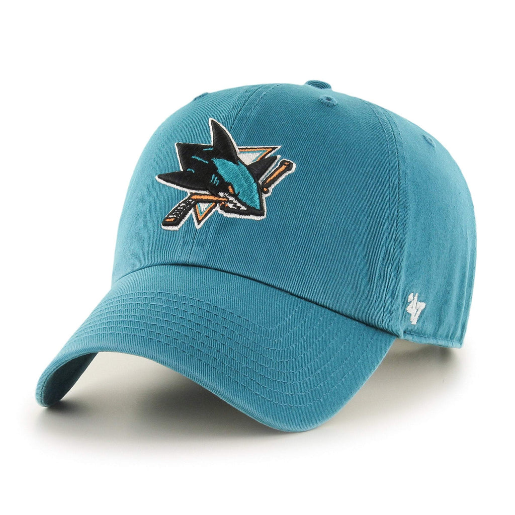 SAN JOSE SHARKS '47 CLEAN UP