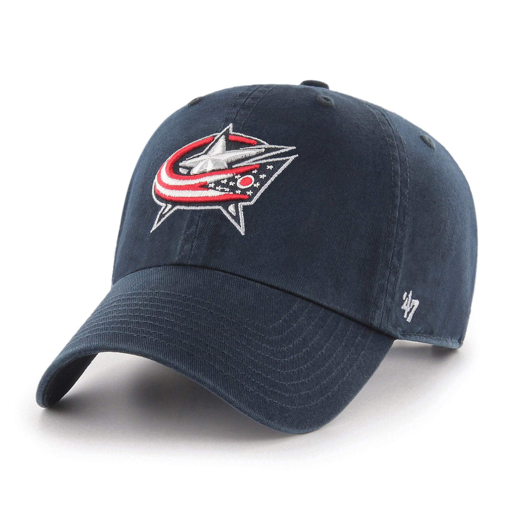 COLUMBUS BLUE JACKETS '47 CLEAN UP