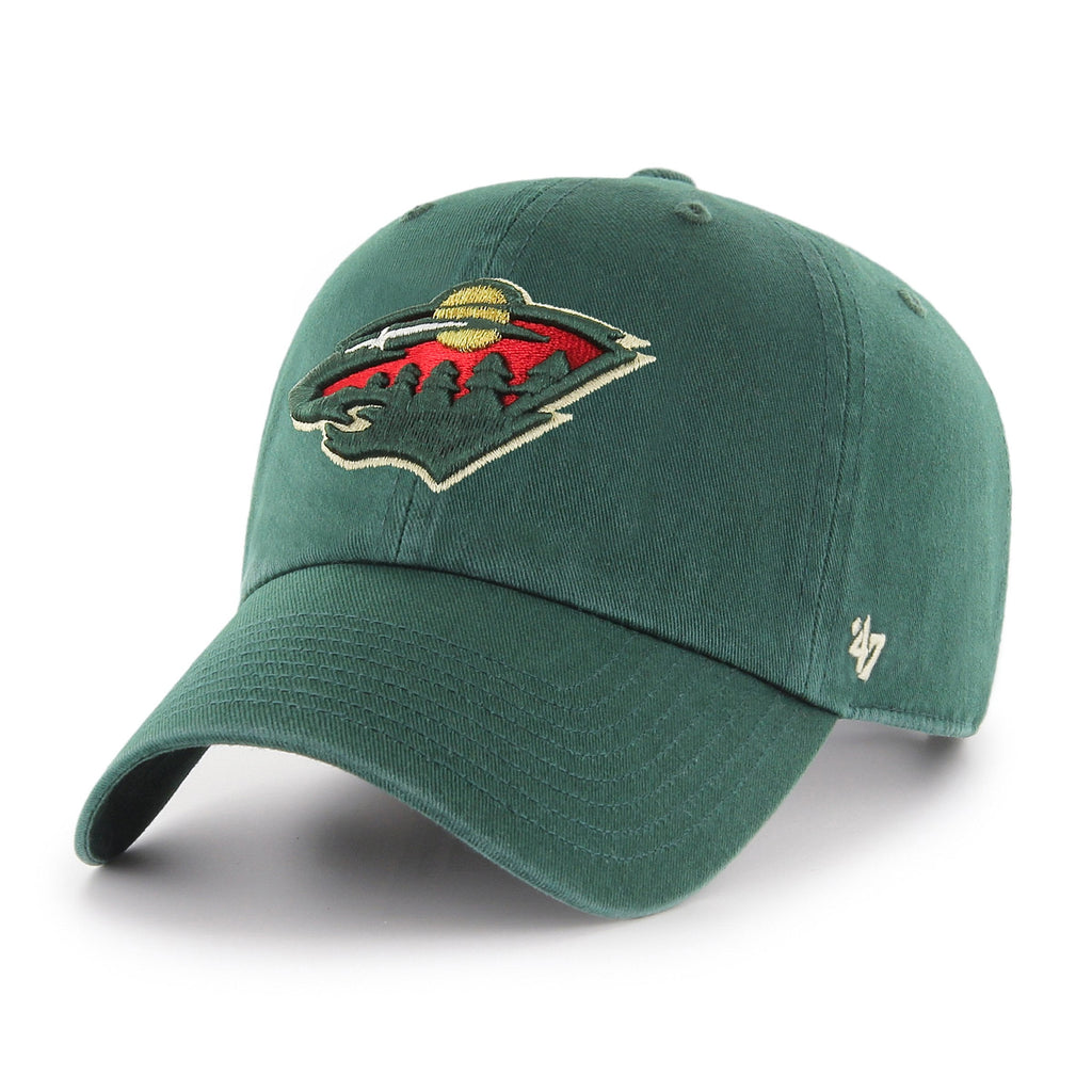 MINNESOTA WILD '47 CLEAN UP