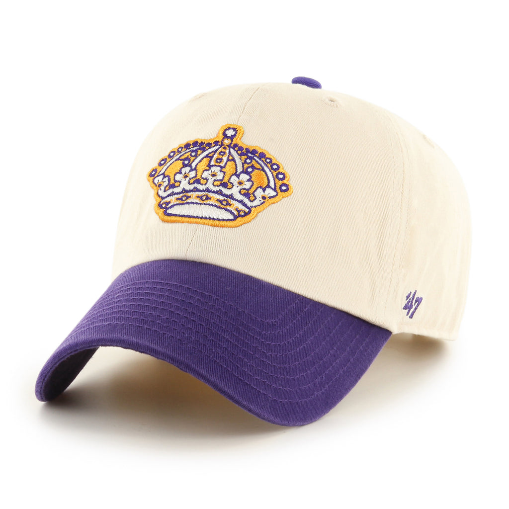 LOS ANGELES KINGS VINTAGE TWO TONE '47 CLEAN UP