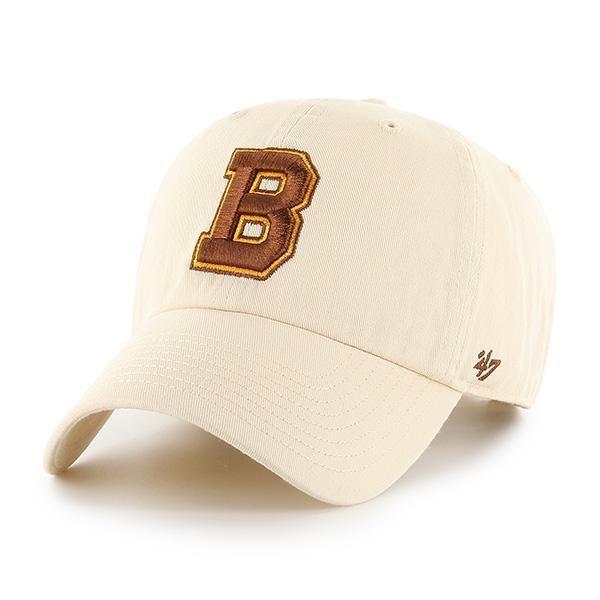 BOSTON BRUINS VINTAGE '47 CLEAN UP