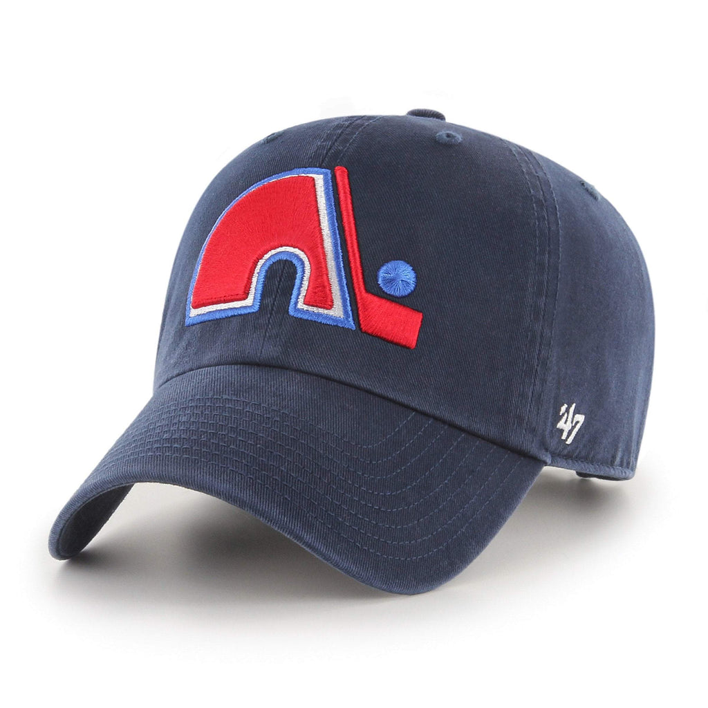 QUEBEC NORDIQUES VINTAGE '47 CLEAN UP
