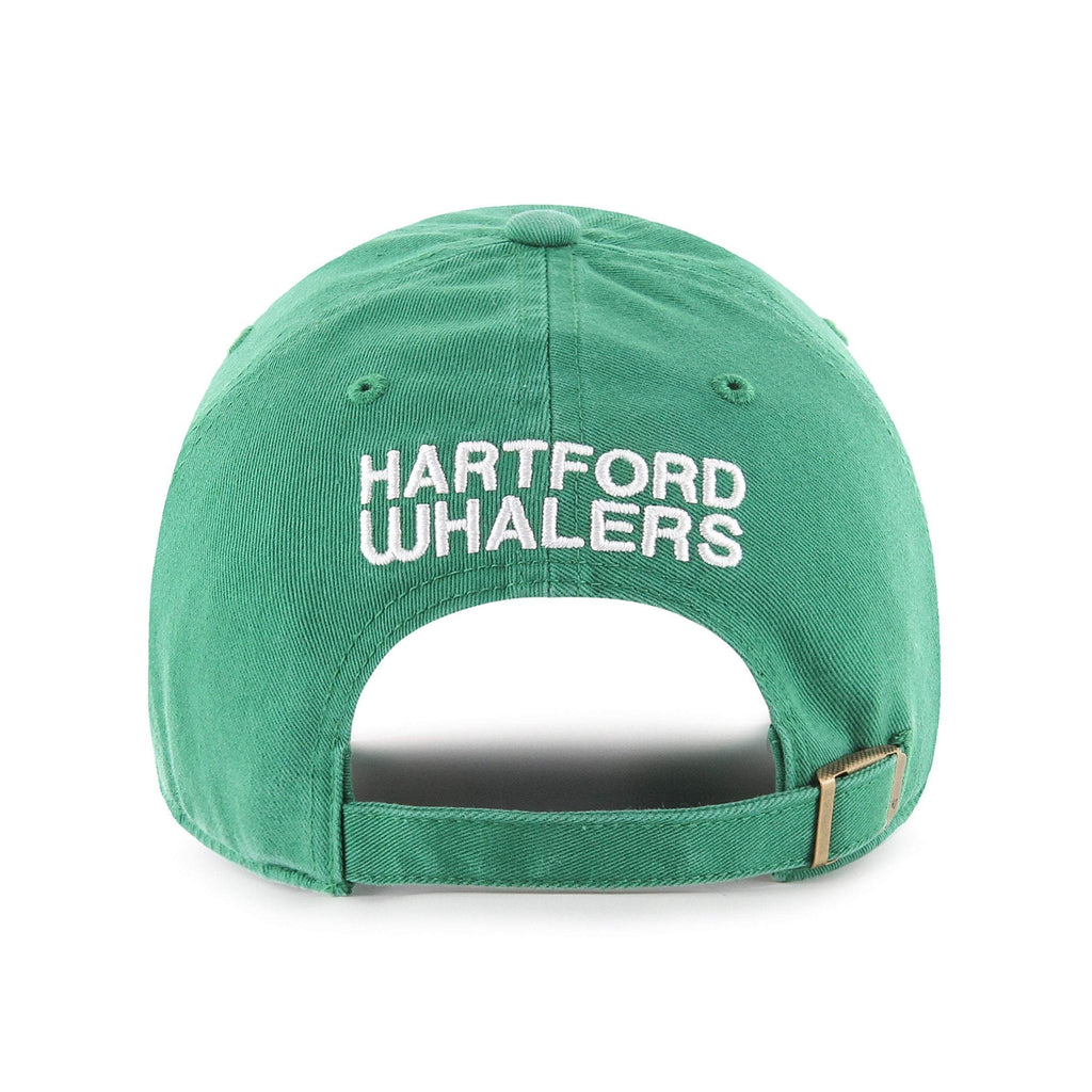 HARTFORD WHALERS VINTAGE '47 CLEAN UP
