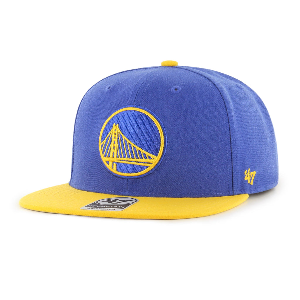 GOLDEN STATE WARRIORS NO SHOT TWO TONE '47 CAPTAIN