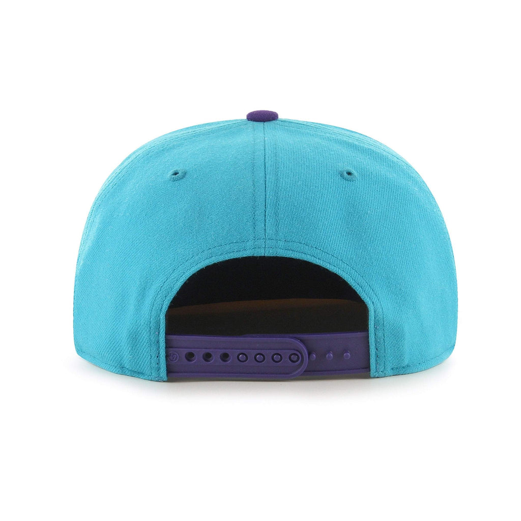 CHARLOTTE HORNETS NO SHOT TWO TONE '47 CAPTAIN