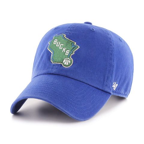 f2f58fc132366d Milwaukee Bucks Hats, Gear, & Apparel from '47 | '47 – Sports ...