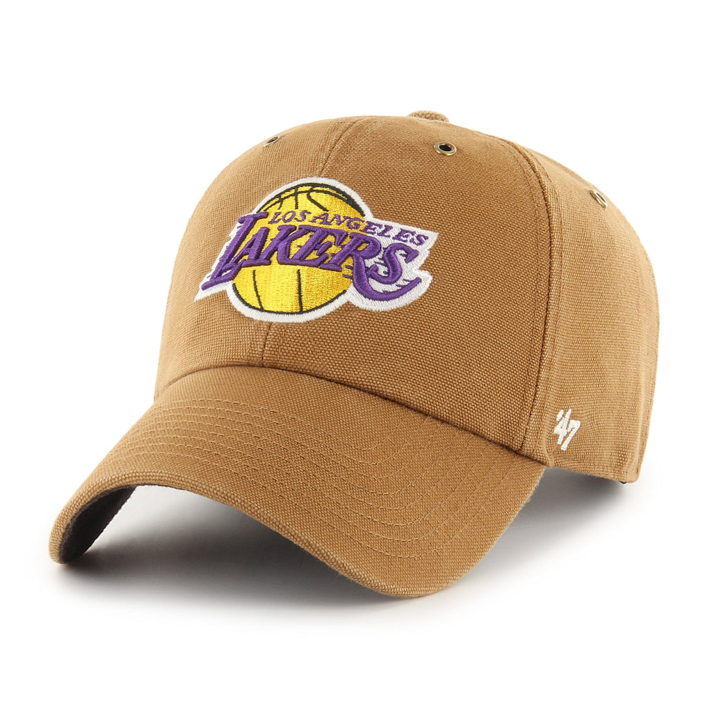 LOS ANGELES LAKERS CARHARTT X '47 CLEAN UP