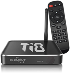 Element Android TV Boxes are Powerful and Rooted