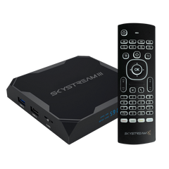 SkyStream III Android TV Box - Stream Unlimited & Save!