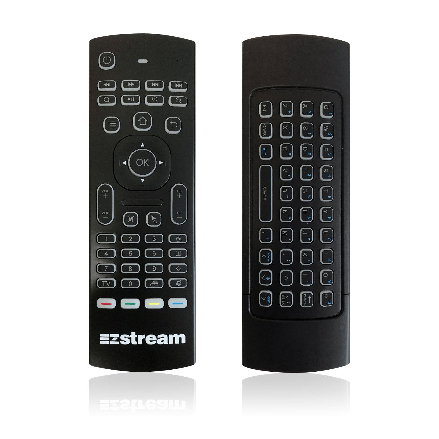 Air Mouse Remote - EZ Stream Backlit Air Mouse Remote