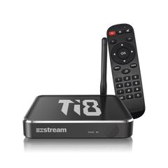 E-Z Stream Ti8 Streaming Media Player