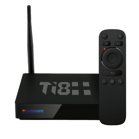 EZ Stream Ti8 Plus Streaming Media Player