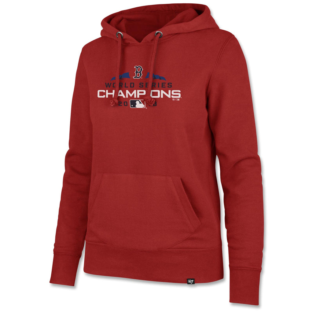 quality design e25f9 702b1 2018 World Series Champs Ladies 47 Executive Headline Hood - Red