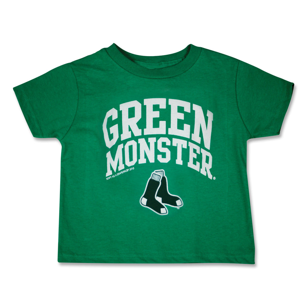 bac76c2520d Infant Green Monster T-Shirt – JerseyStreetStore.com