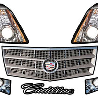 MD3 Headlights Graphics Kit
