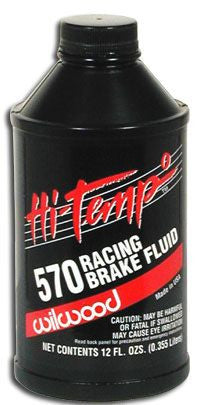 Wilwood High Temperature 570 Brake Fluid