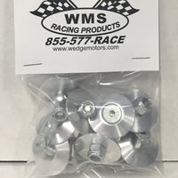 WMS Countersunk Bolt Kit 10-Pack
