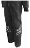 Zamp ZR-10 SFI 3.2A/1 Black Single Layer Race PantS And Jackets