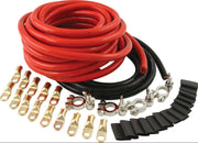 Quickcar Battery Cable Kit Drag Race Kit
