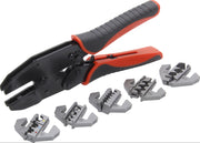 Ratcheting Crimper Pliers