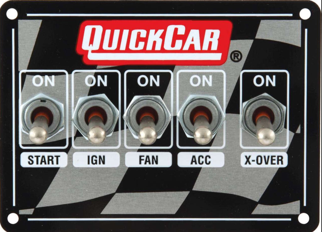Copy of Quickcar Weatherproof Ignition Control Panels With Three ...