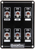Weatherproof Ignition Control Panels With 4 Accessory Switches