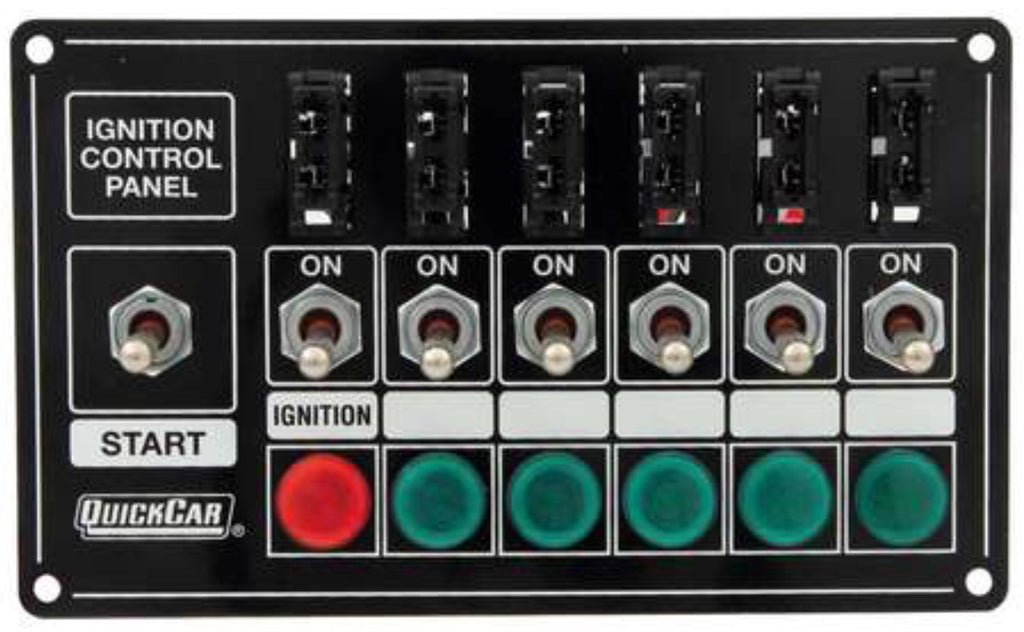 Weatherproof Fused Ignition Control Panel 50-7164