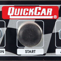 Quickcar Ignition Control Panels With 1 Accessory Switch