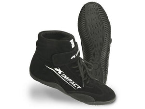 Impact Axis High Top Shoe Black