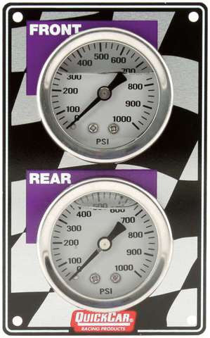 Quickcar Brake Bias Gauge Panels