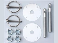 Steel Hood Pin Kit