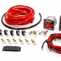 Quickcar 4 Gauge Wiring Kit