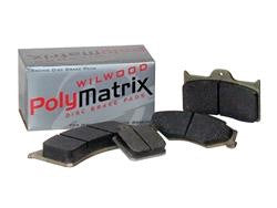 Wilwood B Compound Polymatrix Brake Pads
