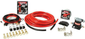 Quickcar 2 Gauge Wiring Kit