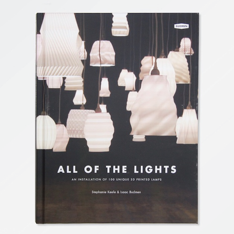 All Of The Lights Book - First Edition