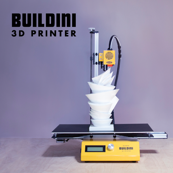 Buildini™ 3D Printer - Reservation Deposit