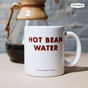Hot Bean Water Mug