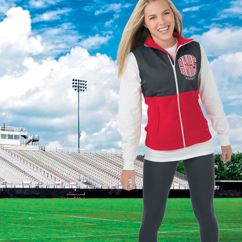@VarsityFashions Polar Fleece Vest