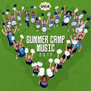 2017 UCA Store Summer Camp Music Mix YES3108