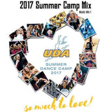 2017 UDA Store Summer Camp Music Mix 1 & 2 YES3106A