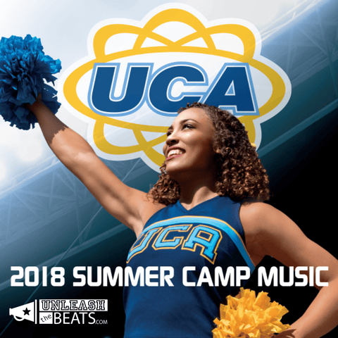 2018 UCA Store Summer Camp Music Mix YES3164-2