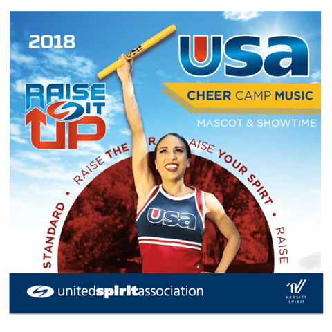 2018 USA Store Cheer Summer Camp Music Mix YES3172-2