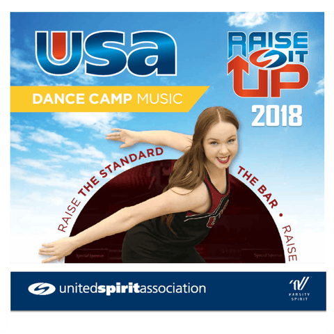 2018 USA Store Dance Summer Camp Music Mix YES3173-2