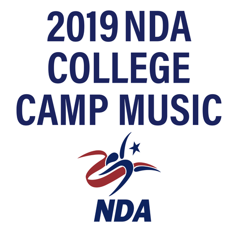 2019 NDA College Mix with Video YES3202