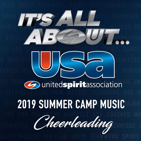 2019 USA Cheer Mix YES3209
