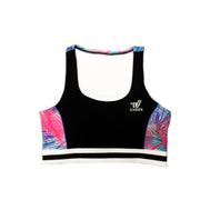 Cheer Palm Bra Top