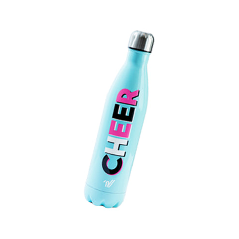 Cheer Stainless Water Bottle